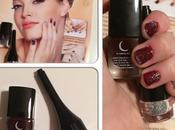 Nail colección Fashion Nails (purpurina, efecto pizarra, cinta Foil diseños mano alzada)