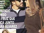 Fernando Alonso Lara Álvarez, escapada romántica Londres