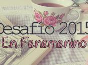 BOOKCHALLENGE Femenino 2015: lista autoras