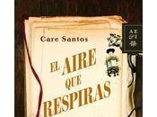 Book Trailer Care Santos: Aire Respiras
