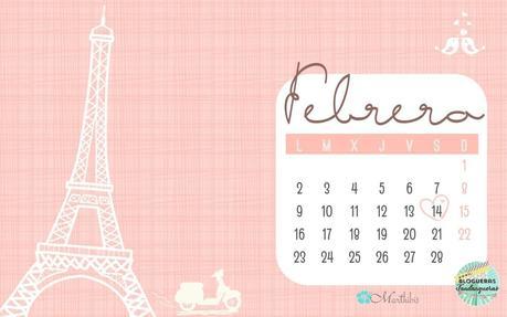 Fondos de pantalla con calendario febrero 2015 paperblog for Fondo de pantalla calendario 2018