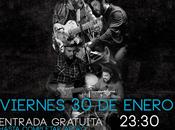 """Bauer concierto presentando """"azul electrico"""" viernes enero sala dublin (gandia) 23:30 horas/// entrada gratuita hasta completar aforo"""