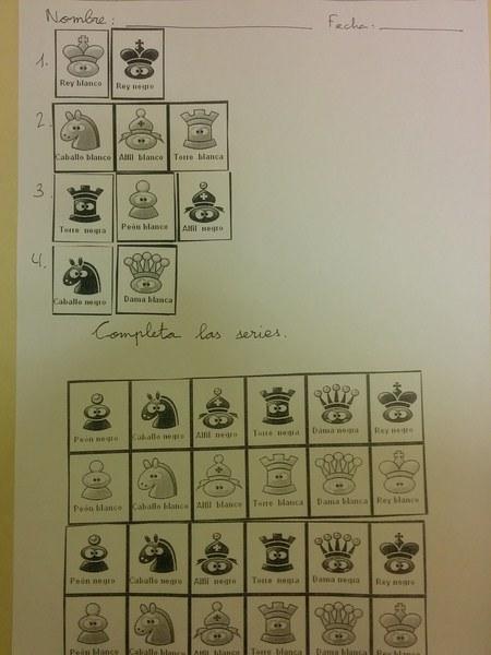 series ajedrez 2