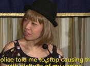 tabú vagina encarcela artista Japón