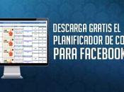 "Excel GRATIS para ""Planificación contenidos Facebook"""
