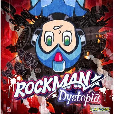 Después del disco de remezclas Utopia, Capcom contraataca con Dystopia, una visión más 'oscura' de Megaman