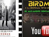"""Vídeo-crítica """"Birdman inesperada virtud ignorancia)"""", Alejandro González Iñárritu"""