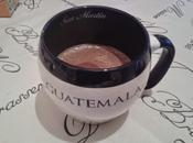 Chocolate taza chapín