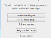 Nuevos Hacks Club Penguin Hispanos: Inglés
