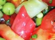 Ensalada tomates frescos