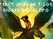 Desafío: Percy Jackson dioses Olimpo