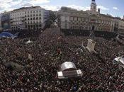 Podemos: multitudinaria marcha Madrid