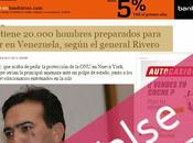 Desertor venezolano confirma plan golpe estado miente sobre Cuba video]