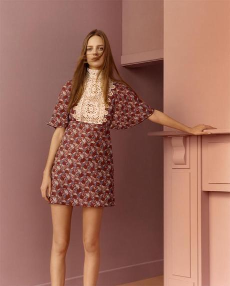 Lookbook | Zara S/S15
