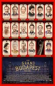 The Grand Budapest Hotel.