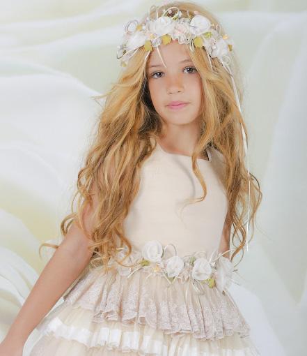 Los Vestidos de Niña para Boda más Hermosos. - Paperblog