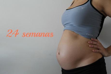 5728e3656 Mi embarazo  semana 24 - Paperblog