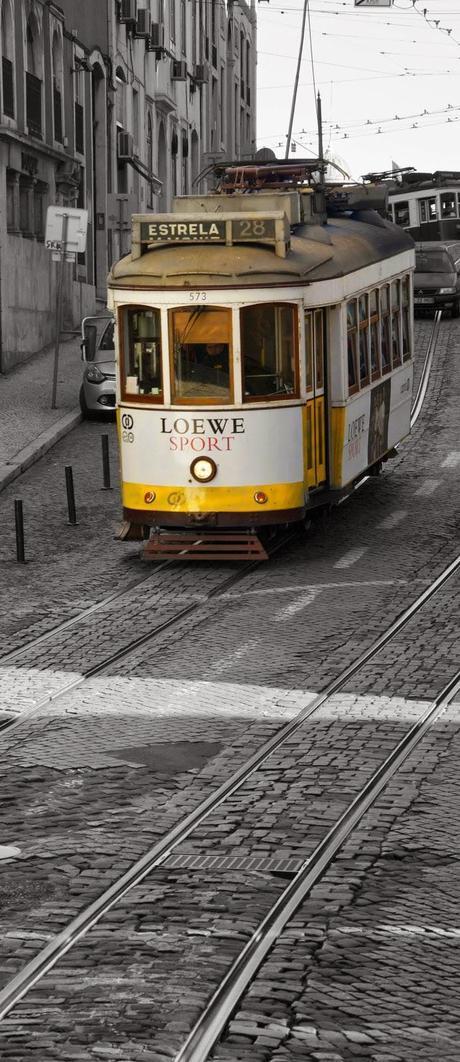 Anoche me bajé en Estación Lisboa