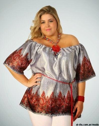 c75015d0 Verano Para 2015 De Gorditas Outfit Tendencia Paperblog iZuOkTPX