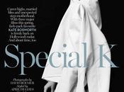 Kate Bosworth elije estilo minimal para Marie Claire