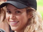 Shakira hijo Sasha abandonan hospital