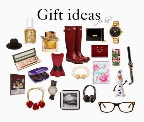 Preparando los Reyes Magos: Gift ideas for her & for him