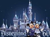 Disneyland, artículos conmemorativos Aniversario Diamante