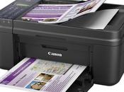Canon presenta nueva impresora PIXMA Serie eficiente tinta menor precio