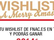 wishlist FNAC para 2014