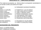 Nueva Junta Directiva Comité Árbitros gallegos. Ourense todo sigue igual... condenados incluidos