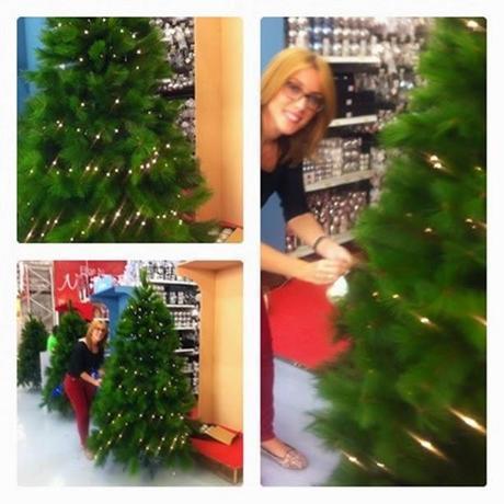 Preparando la navidad con Leroy Merlin