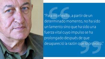 Juan Goytisolo: literatura nómada a contracorriente.
