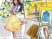 Amarillo limón brilla corazón