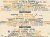 Sonorama completa cartel para 2014