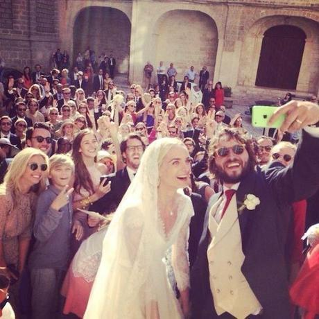 Selfie de vuestra boda