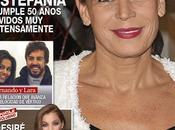 Estefanía Mónaco, Lara Álvarez, Desiré Cordero, Elsa Pataky, Elena Furiase reina Letizia, revista 'Love' esta semana