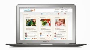 Tweekaboo_website_online_family_journal_laptop