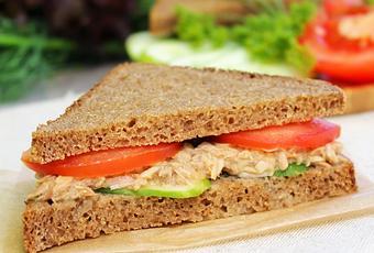 As deben ser tus snacks para perder peso paperblog - Idee de sandwich froid ...