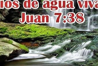 Ríos De Agua Viva Paperblog