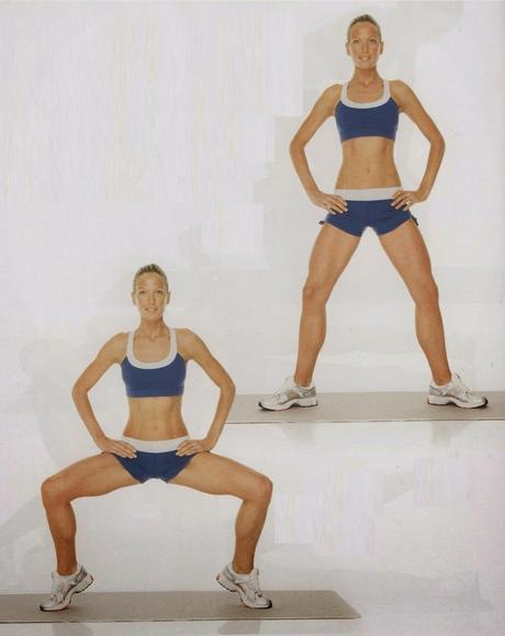 Como adelgazar piernas y abdomen