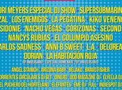 Lori Meyers Sansan festival, formato