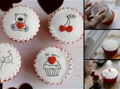 Tutorial: Cupcakes Valentin