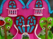 Adornos foami goma eva, decoración centros mesa (Decoration pieces with foam) amor amistad