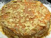 Torta Alfajor Manjar
