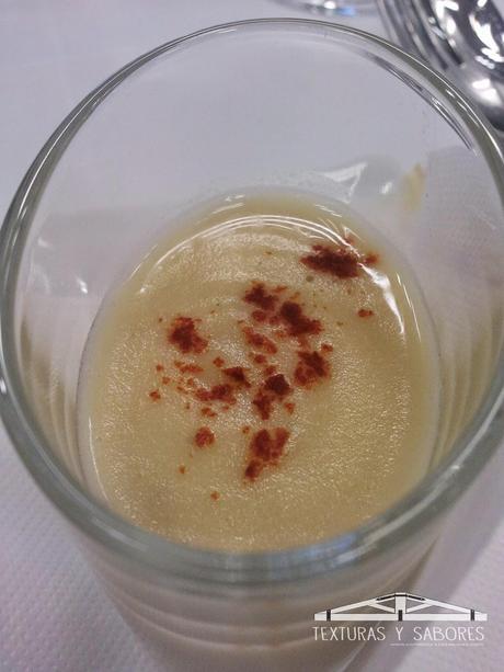 Clam Chowder san francisco - crema de almejas