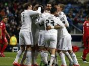 Real Madrid sigue lider tras vencer Sevilla