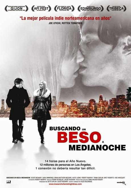 BUSCANDO UN BESO A MEDIANOCHE (IN SEARCH OF A MIDNIGHT KISS; U.S.A., 2007)