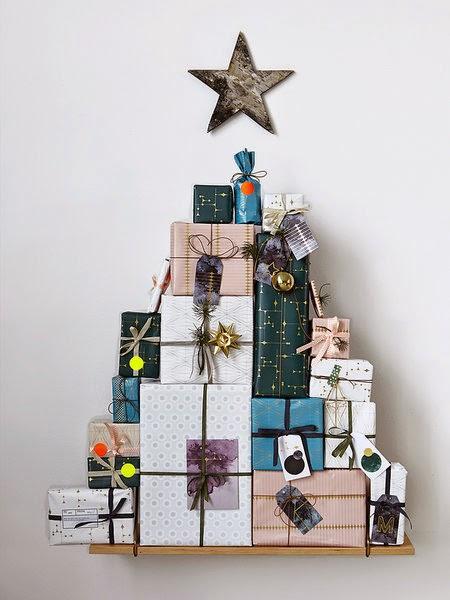 Originales ideas para el rbol de navidad paperblog - Ideas originales arbol navidad ...