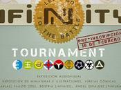 Cartel primeras informaciones Torneo Interplanetario Infinity Game(Vigo)