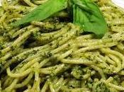 Dietas Veganas: Italia Vegana Espaghettis pesto vegano panacotta